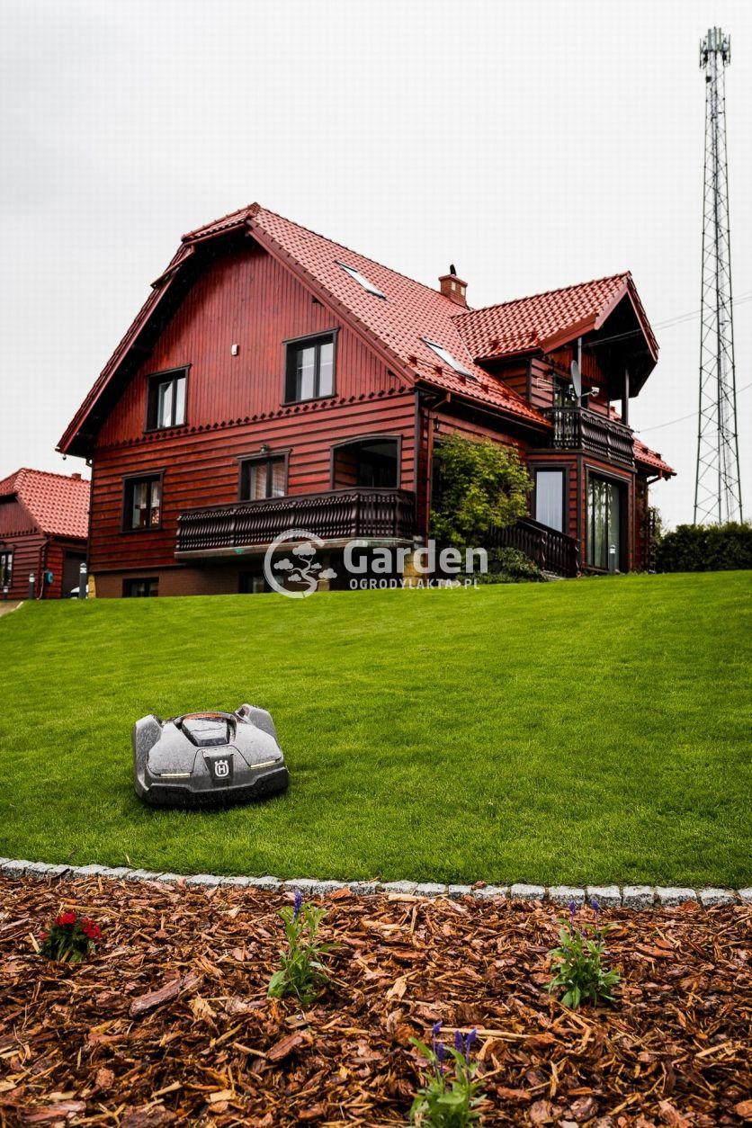 robot-koszacy-w-ogrodzie